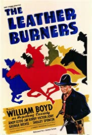Leather Burners Poster