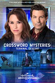Crossword Mysteries: Terminal Descent (2021) poster