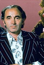 Charles Aznavour Poster