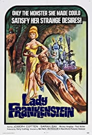 Lady Frankenstein (1971) Poster - Movie Forum, Cast, Reviews