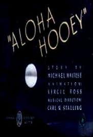 Aloha Hooey Poster