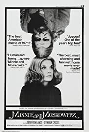 Minnie and Moskowitz(1971) Poster - Movie Forum, Cast, Reviews