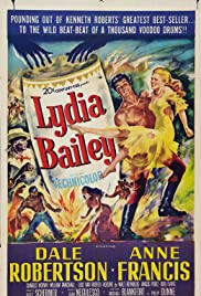 Lydia Bailey Poster