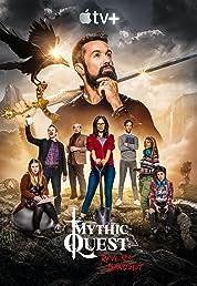 Mythic Quest: Raven's Banquet - Season 1 (2020) poster