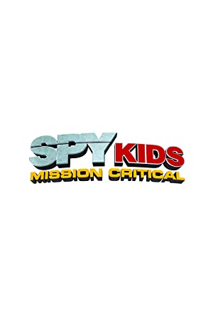 Pequenos Espiões Missão Crítica