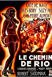 Cargaison blanche Poster