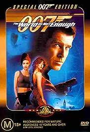 James Bond Down River Poster