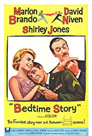 Bedtime Story (1964) Poster - Movie Forum, Cast, Reviews