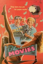 Image of Blue Movies
