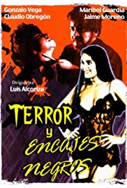 Terror and Black Lace(1985) Poster - Movie Forum, Cast, Reviews