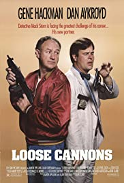 Loose Cannons (1990) Poster - Movie Forum, Cast, Reviews