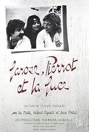 Larose, Pierrot et la Luce Poster