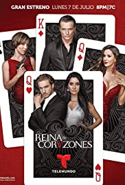 Reina de corazones Poster - TV Show Forum, Cast, Reviews