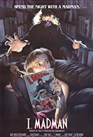 I, Madman (1989) Poster - Movie Forum, Cast, Reviews