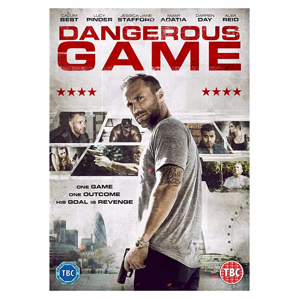 Dangerous Game 2017 English 720p HDRip full movie watch online freee download at movies365.org