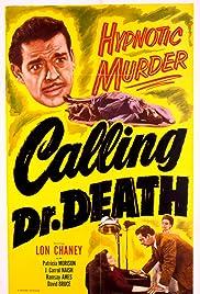 Calling Dr. Death(1943) Poster - Movie Forum, Cast, Reviews
