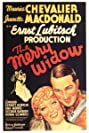 The Merry Widow (1934) Poster