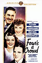 Four's a Crowd (1938) Poster - Movie Forum, Cast, Reviews
