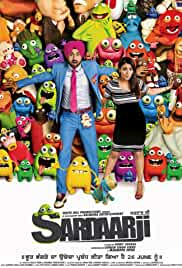 Sardaar Ji (2015) UNCUT HDRip 720p 1.3GB [Hindi DD 2.0 – Punjabi 2.0] ESubs MKV