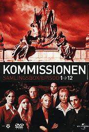 Kommissionen Poster - TV Show Forum, Cast, Reviews