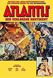 Atlantis: The Lost Continent (1961) Poster - Movie Forum, Cast, Reviews