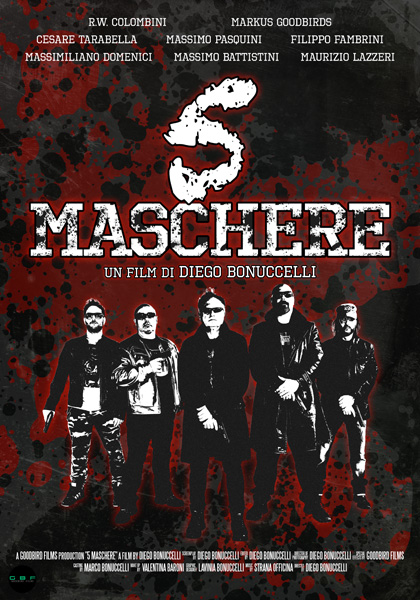 5 Maschere