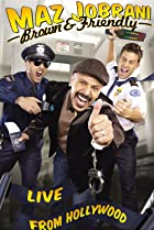 Image of Maz Jobrani: Brown & Friendly