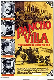 Pancho Villa(1972) Poster - Movie Forum, Cast, Reviews
