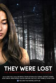 They Were Lost Poster