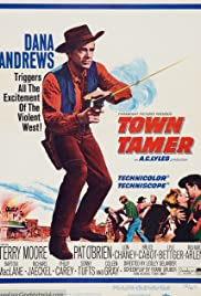 Town Tamer (1965) Poster - Movie Forum, Cast, Reviews