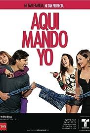 Aquí Mando Yo Poster