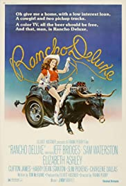 Rancho Deluxe (1975) Poster - Movie Forum, Cast, Reviews