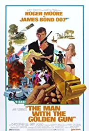 The Man with the Golden Gun (English)