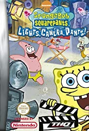SpongeBob SquarePants: Lights, Camera, Pants! Poster