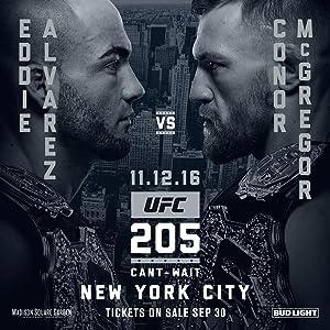 UFC 205: Alvarez vs. McGregor (2016)