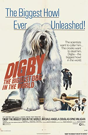 watch Digby, the Biggest Dog in the World full movie 720