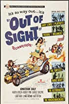 Out of Sight (1966) Poster