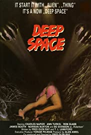Deep Space (1988) Poster - Movie Forum, Cast, Reviews