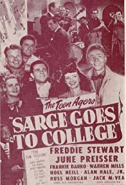 Sarge Goes to College Poster
