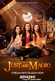 Just Add Magic Poster - TV Show Forum, Cast, Reviews