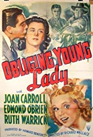 Obliging Young Lady Poster
