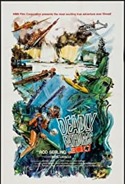Deadly Fathoms Poster