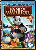 The Adventures of Panda Warrior(2016)