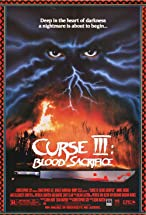Primary image for Curse III: Blood Sacrifice