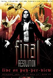 TNA Wrestling: Final Resolution Poster