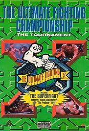 UFC 10: The Tournament Poster