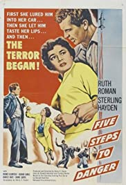 5 Steps to Danger (1957) Poster - Movie Forum, Cast, Reviews