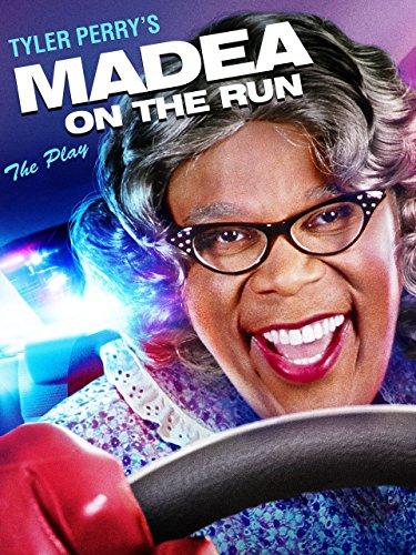 Tyler Perry's: Madea on the Run (2017)