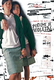 Violet Perfume: No One Is Listening (2001) Poster - Movie Forum, Cast, Reviews