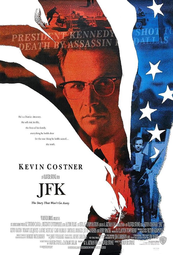 JFK Director Cut BluRay